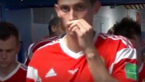 Mondiali 2018, i calciatori della Russia hanno inalato ammoniaca prima delle partite