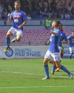 Calciomercato, la Roma vuole Dries Mertens ma De Laurentiis è un osso duro