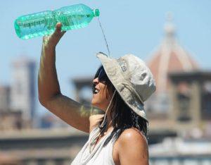 Caldo record in Italia, sfiorati i 40 gradi: il picco martedì