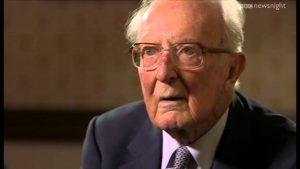 Lord Peter Carrington è morto: eroe di guerra e ex segretario generale della Nato