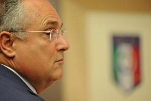 Claudio Lotito interessato al Bari da rifondare partendo dalla Serie D