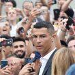 Folla per Ronaldo a Torino