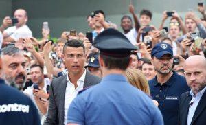 Cristiano Ronaldo-Juventus, ecco il programma della sua prima giornata bianconera