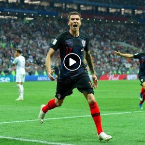 Mondiali 2018, Croazia batte Inghilterra e va in finale con la Francia: è la prima volta nella sua storia
