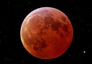 Eclissi di Luna 27 luglio, dove vederla in streaming e in diretta