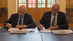 """Eni, Claudio Descalzi: """"Entro l'anno obiettivo neutralità carbonica"""""""