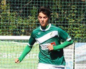 Fabio Soto, giovane promessa del calcio spagnolo precipita in un burrone e muore