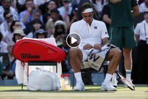 Tennis Wimbledon, dramma Federer nei quarti: parte bene poi si arrende a Anderson