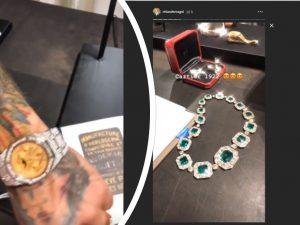 Fedez e Chiara Ferragni, shopping di gioielli da Cartier. E i follower non apprezzano