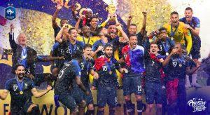 Francia campione del mondo, 4-2 alla Croazia con show di Griezmann e Mbappé
