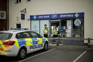 Skripal bis, coppia avvelenata con gas nervino novichok ad Amesbury, vicino a Salisbury