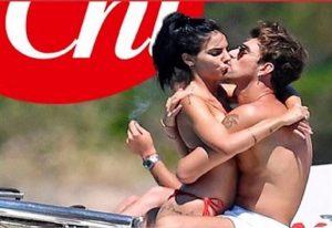Giulia De Lellis e Andrea Damante sono tornati insieme: la FOTO del bacio02