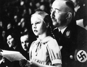 Himmler, la figlia Gudrun Burwitz è morta a Monaco. Aveva 88 anni