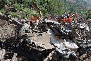 India, autobus precipita nella scarpata: 44 morti (foto d'archivio Ansa)
