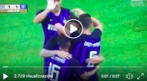 Inter-Chelsea 5-6 rigori, highlights: Gagliardini non basta a Spalletti, vince Sarri
