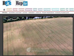 Irlanda, nuova Stonehenge scoperta tra i campi di grano