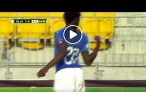 Europei Under 19, Italia in semifinale: assist di Zaniolo e gol qualificazione di Kean con la Norvegia