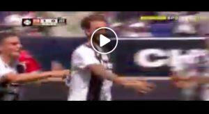 Juventus-Benfica 5-3 rigori, highlights: Clemenza segna un eurogol