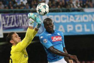 "Calciomercato Napoli, De Laurentiis confessa: ""Rifiutati 100 milioni per Koulibaly"" (foto Ansa)"