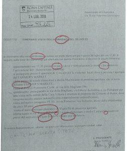 Roma, il minisindaco e la lettera alla Totò destinata alla Raggi: 10 strafalcioni in 18 righe