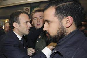 """Macron: """"Benalla non è il mio amante"""". Ma nemmeno una semplice guardia del corpo"""