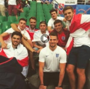 Maguire video gol Svezia-Inghilterra dei Mondiali 2018: rete di testa al 29'