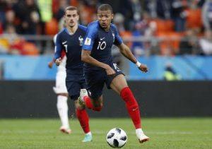 Mondiali 2018, Mbappé e il colpo di tacco contro il Belgio VIDEO