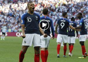 Mbappé stile Neymar, che simulazione in Uruguay-Francia