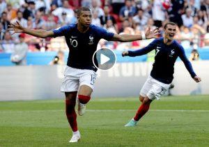 Mbappé gol magico nella finale dei Mondiali 2018 tra Francia e Croazia, vincerà il Pallone d'Oro?