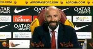 """Calciomercato Roma, Monchi: """"Alisson? Al momento nessuna offerta per lui"""" VIDEO"""