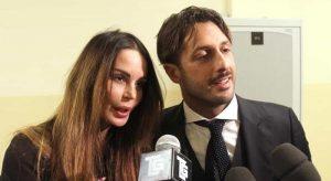 Fabrizio Corona e Nina Moric fanno pace per il figlio Carlos: il post su Instagram
