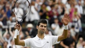 Wimbledon, Novak Djokovic batte Kevin Anderson in 3 set VIDEO