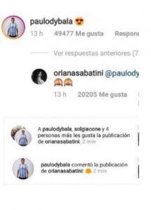 Oriana Sabatini, le foto della nuova fidanzata di Paulo Dybala