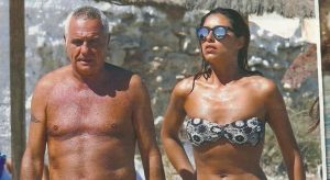 Giorgio Panariello, chi è la fidanzata Claudia Capellini