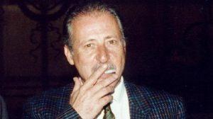 """Paolo Borsellino, i giudici: """"La trattativa Stato-mafia accelerò la sua morte"""" (foto Ansa)"""