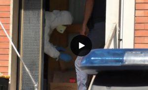 Omicidio Sabrina Malipiero, le immagini del luogo del delitto VIDEO