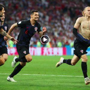 Mondiali 2018, Croazia in semifinale: 6-5 alla Russia dopo i rigori, Rakitic decisivo