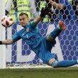 Russia-Croazia streaming e diretta tv: dove vederla (Mondiali 2018 quarti) (foto Ansa)
