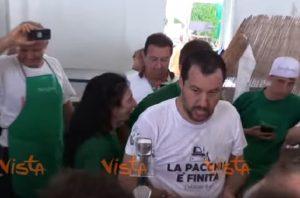 Pontida Salvini