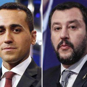 Salvini un classico della storia, è Di Maio la peggio storia