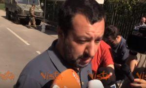 """Matteo Salvini dopo Piacenza: """"Castrazione chimica, violenza su donne e bambini mi fa imbestialire"""""""