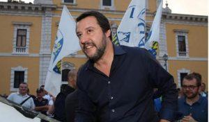 Salvini parla di bassa natalità