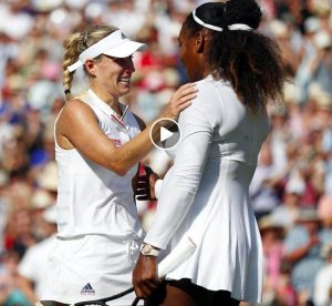 Tennis, Wimbledon: la neo-mamma Serena Williams si arrende in finale a Angelique Kerber