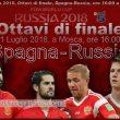 Spagna-Russia highights e pagelle della partita valida per gli ottavi di finale dei Mondiali 2018 (foto Ansa)