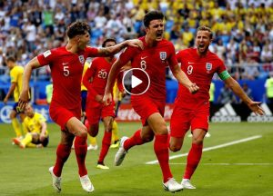 Mondiali 2018, Inghilterra in semifinale: 2-0 alla Svezia con gol di Maguire e Alli
