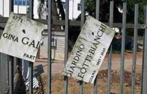 Milano, targa partigiana Lia spezzata: la denuncia sui social