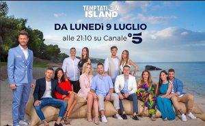 Temptation Island inizia 9 luglio: corna e gelosia in prima serata