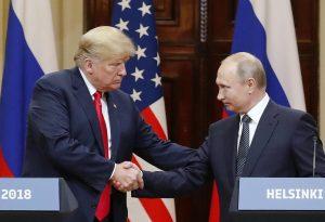Trump e Putin faccia a faccia: rapporti amichevoli, negano Russiagate