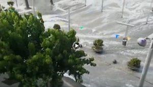 Tsunami su spiagge Maiorca e Menorca: paura e fuga