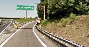 Tir in fiamme sulla A1 Roma-Napoli: autostrada bloccata a Valmontone